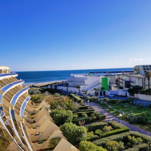 Heliopolis Sea View Cap D Agde Naturist Apartments