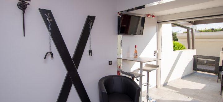 Cap d'Agde Naturist BDSM studio
