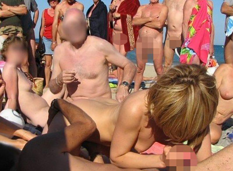Cap d agde nude