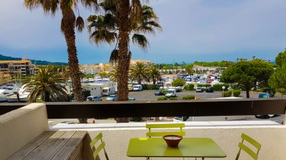 Port Nature Naturist Marina View terrace